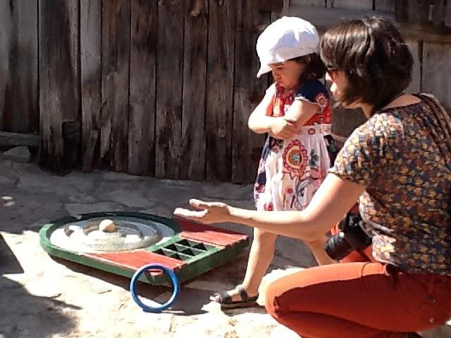 Jogo da esfera, Salinas de Rio Maior