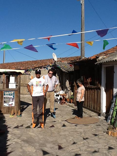 Andas, Salinas de Rio Maior